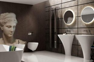 Best Scandinavian Bathroom Design Ideas to Check Once - The .