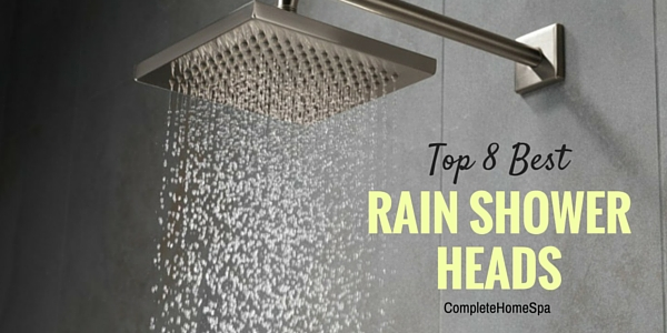 The 8 Best Rain Shower Heads - Complete Home S