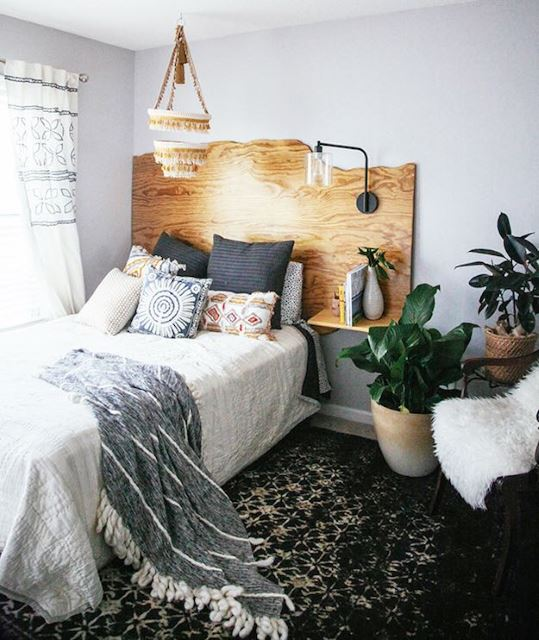 45 of The Best Bohemian Style Bedrooms: #27 is Amazing! - The .