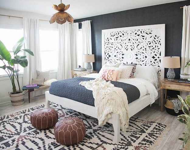 Bohemian Bedroom Ideas To Inspire You This Fall (With images .
