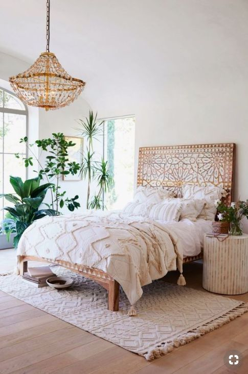 Boho Master Bedroom Ideas That You Need To See | Home decor .