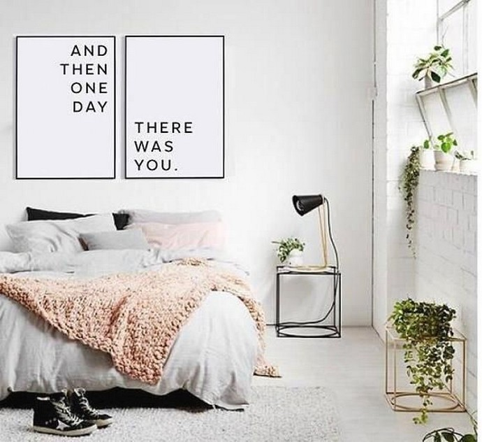 69+ Cozy Bohemian Bedroom Ideas for Your First Apartment ~ IR