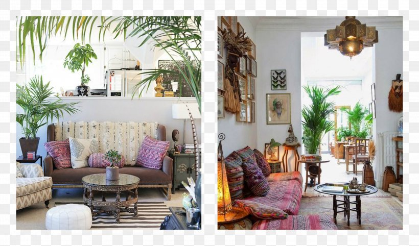 Interior Design Services Boho-chic Bohemianism Bohemian Style, PNG .