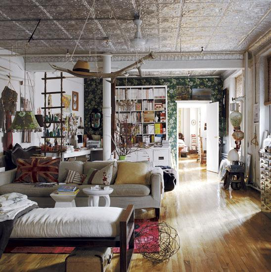 Apartments. The Decorating Style Of Boho Apartment Decor With A .