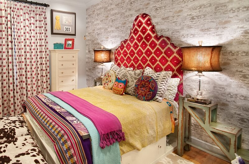20 Bohemian Style Bedroom Ideas To Steal For Your Bedroom - The .