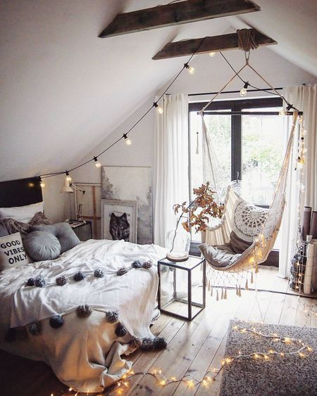 22 Pin-Worthy Rooms for Teens in 2020 | Bohemian style bedroo