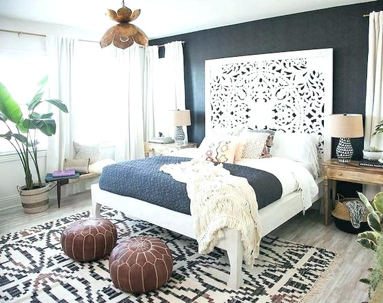 Bedroom Bohemian Style Bedroom Decor Modest On With Ideas 27 .
