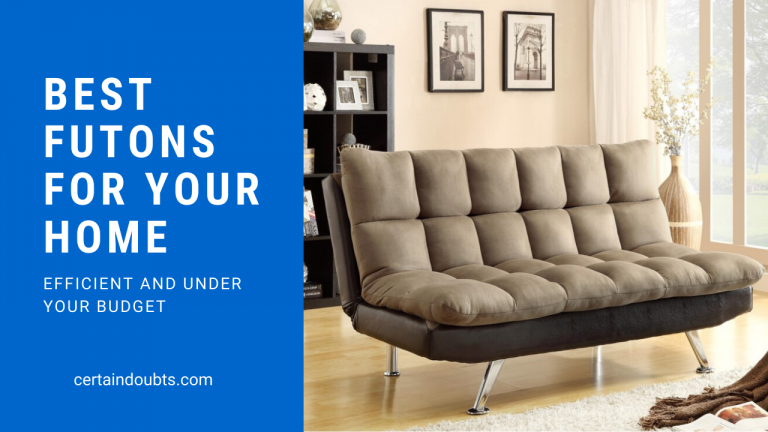 10 Best Futons For Your Home In 2020 (With Buying Guid