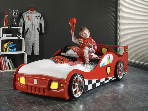 25 Racing Car Beds For Children Roo