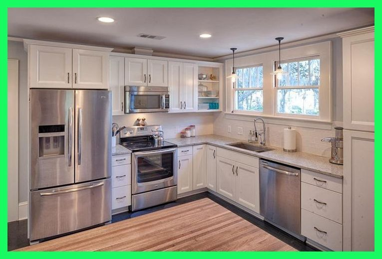 Cheap Kitchen Remodel Ideas – Small Kitchen Designs On A Budget .