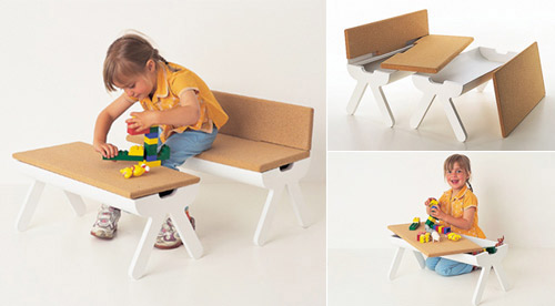 Children's Furniture from Biscuit - Handmade Charlot