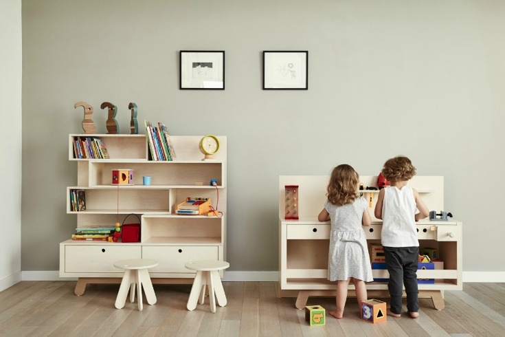 Contemporary Children's Furniture Featuring Inspiring Designs and .