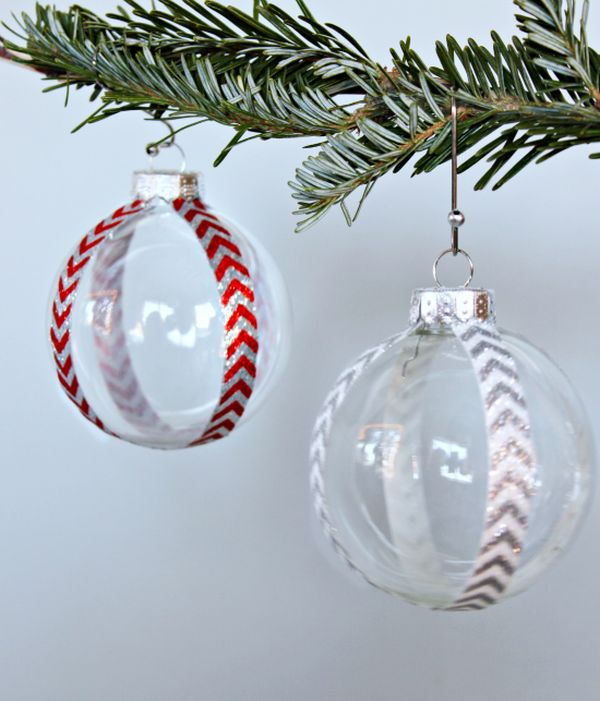 25 DIY Crafts Featuring The Simple Christmas Ball Orname