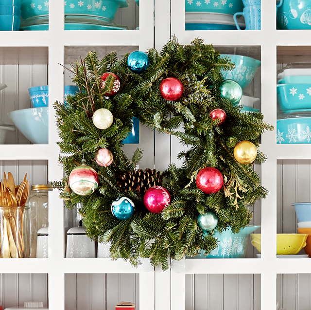 80 DIY Christmas Wreaths - How to Make Holiday Wreat