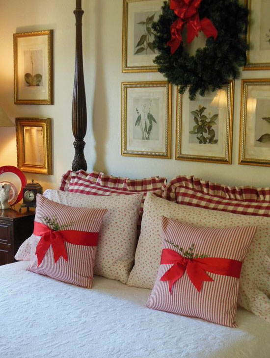 christmas-bedroom-decorating-ideas-30 – All About Christm
