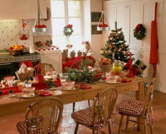 cozy-christmas-kitchen-decor-ideas_18 – family holiday.net/guide .