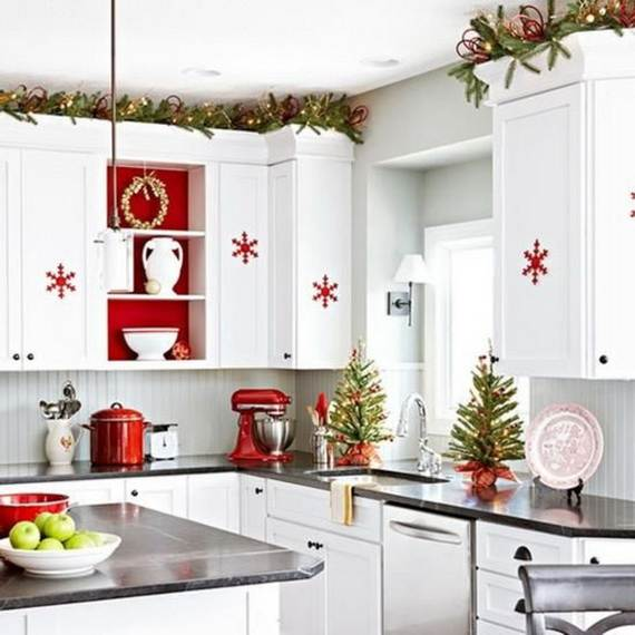 Christmas Kitchen Decor Ideas For The   Holidays