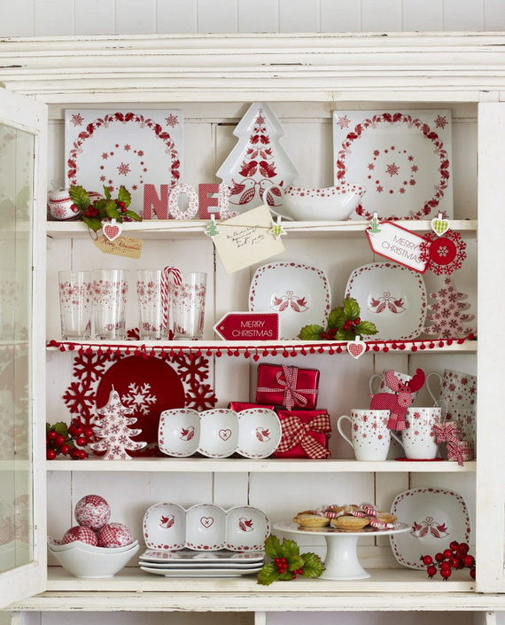 Top Christmas Decor Ideas For A Cozy Kitchen | family holiday.net .