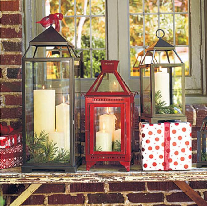 Top Christmas Lantern Decorations To Brighten Up the Holiday .