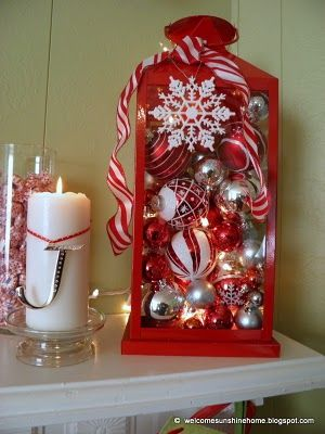 Holiday Decorating Ideas | Christmas decorations, Christmas .