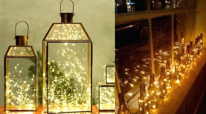 Indoor Lighting Ideas Staircase Christmas Lights Indoor Decorating .