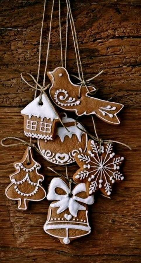 50 Gingerbread Decoration Ideas - Christmas Craft Ideas | family .