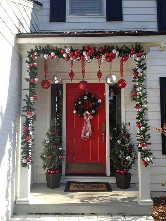 25 Top outdoor Christmas decorations on Pinterest | Beautiful .
