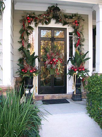 Information About Rate My Space | Christmas porch, Outdoor christm