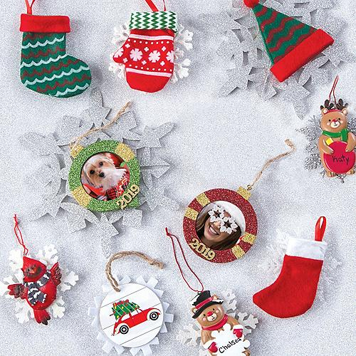 Christmas Decorations & Holiday Decor | Oriental Trading Compa