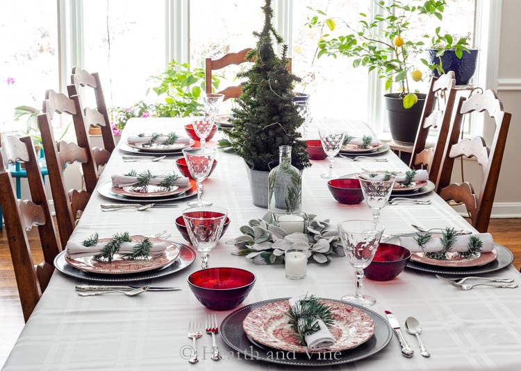 Christmas Table Decorations To Inspire Your Holiday Ho