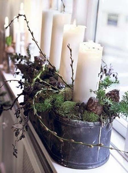 christmas-table-decoration-ideas-17 - Christmas Celebration - All .