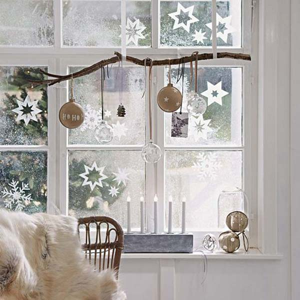 Top 30 Most Fascinating Christmas Windows Decorating Ideas .