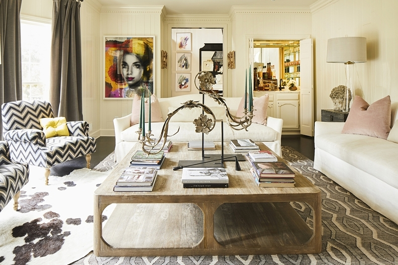 An Exclusive Look Inside an Interior Designer's Mountain Brook, AL .