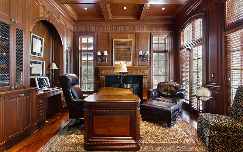 Interior Design Styles - Traditional Style - C