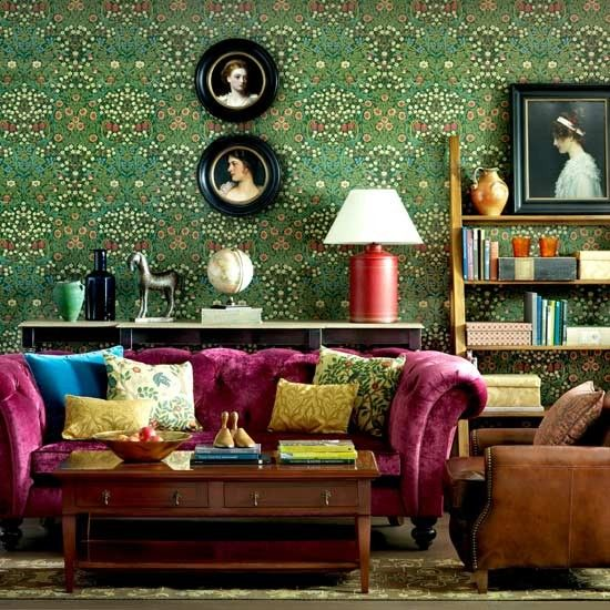 10 Things to Check Before You Buy a Home   Victorian living room .