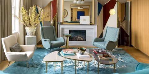 35 Best Coffee Table Styling Ideas - How To Decorate a Coffee Tab