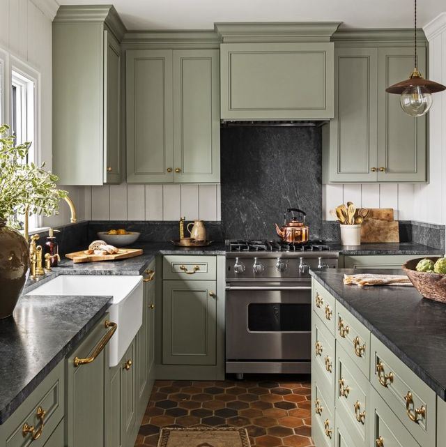 100 Best Kitchen Design Ideas - Pictures of Country Kitchen .