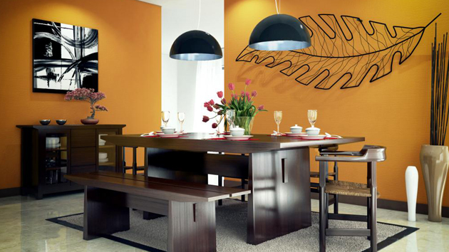 15 Admirable Dining Room Color Schemes | Home Design Lov