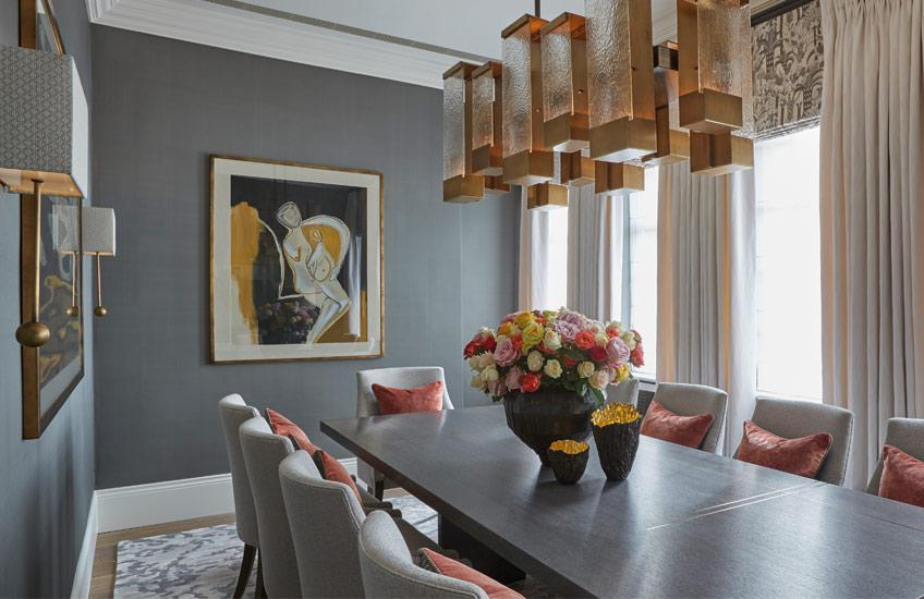 Color Choice For Dining Room