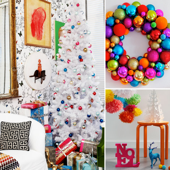 Christmas Decor: Colorful vs. Neutral glam. Which are you? - ModSh