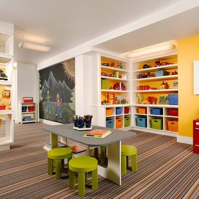12 Tips for Choosing Paint Colors | Daycare design, Playroom .