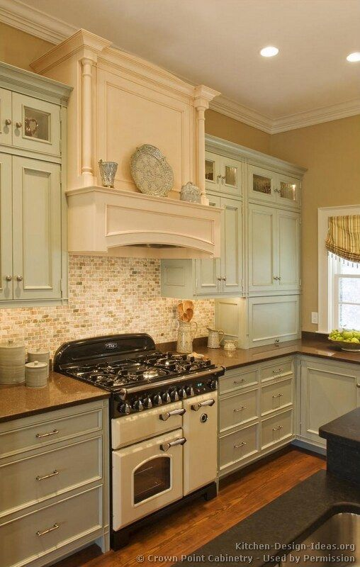 Vintage Kitchen Cabinets - Decor Ideas and Photos | Vintage .