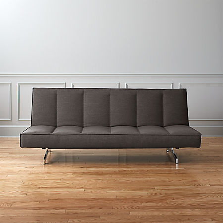 Flex Grey Queen Sleeper Sofa + Reviews | C