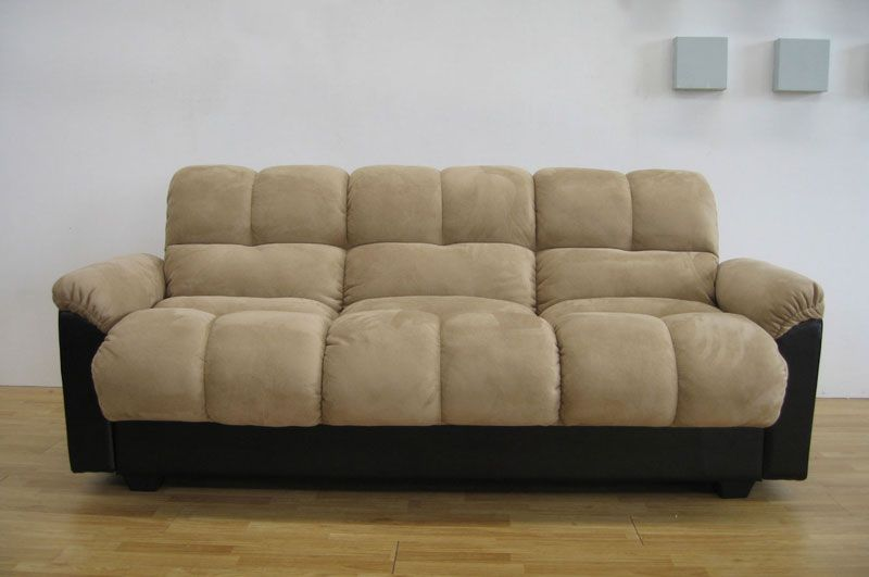 more comfortable futon or sleeper sofa : Best Futons & Chaise .