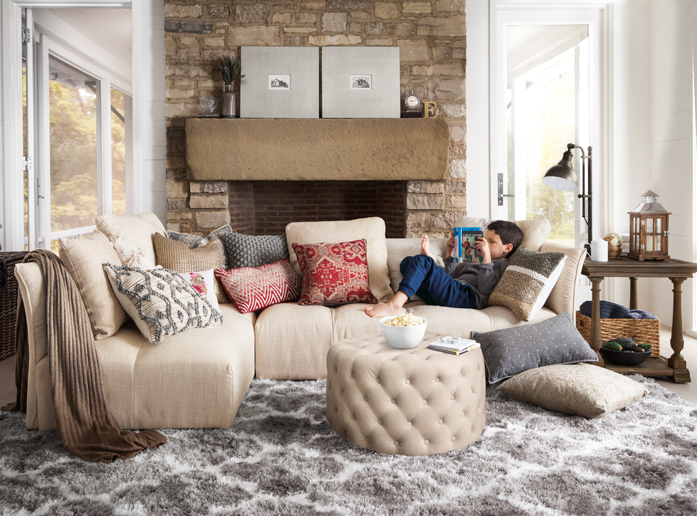 How To Decorate A Living Room: Ideas For Decorating Your Living .