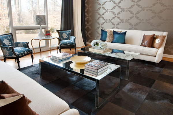 Interior Design Ideas: Comfortable Living Room Style With Modern .
