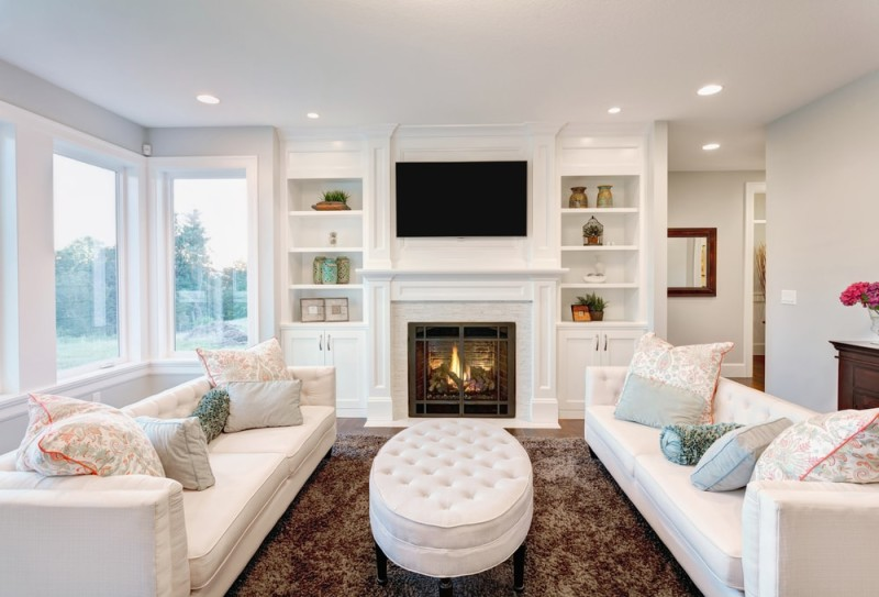 Small Living Room Design Ideas With a Comfortable Fe