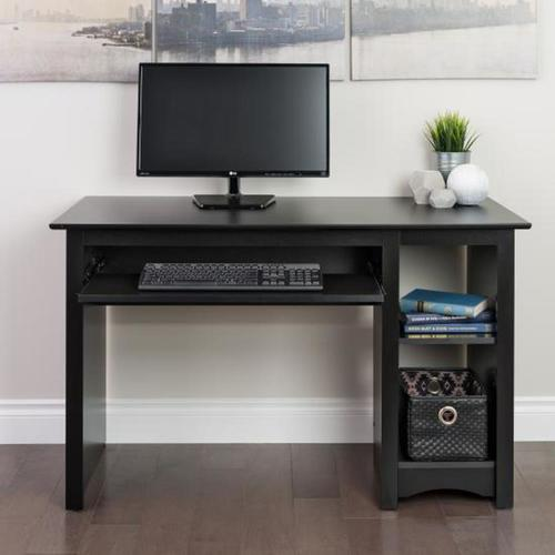 Prepac Modern/Contemporary Black Computer Desk at Lowes.c