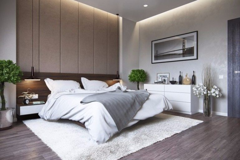 Discover the Trendiest Master Bedroom Designs in 2017 | Modern .