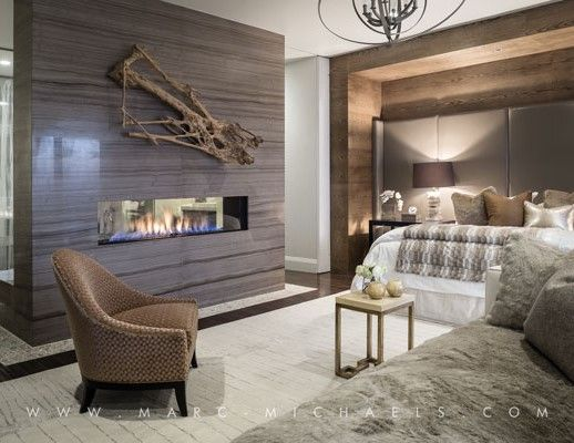 Designing with The 5 Natural Elements | Modern bedroom interior .